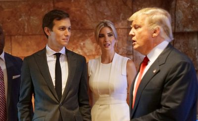 Melania Trump and Jared Kushner advise Trump to accept election defeat
