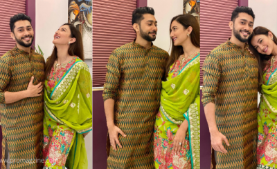 Gauhar Khan is extremely beautiful in her pre-Diwali pics with fiance