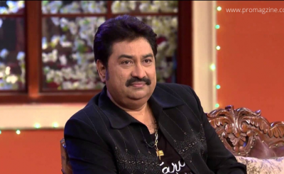 Kumar Sanu doesn't believe that nepotism has a role in arts