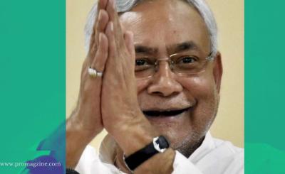 Nitish Kumar takes oath as the Bihar Chief Minister