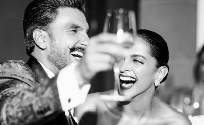 Deepika and Ranveer set new couple goals with their latest ad together
