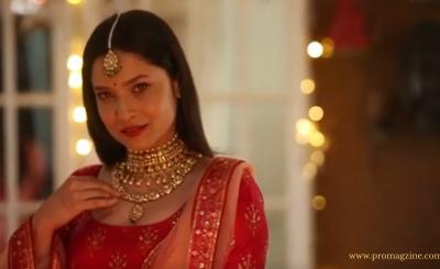 Television queen Ankita Lokhande celebrates Diwali with boyfriend Vicky Jain