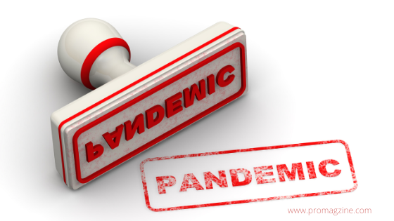 "America's online dictionary Merriam Websterannounces ""pandemic ""as the word of the year 2020."