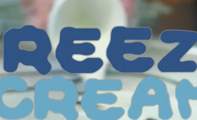 freeze cream