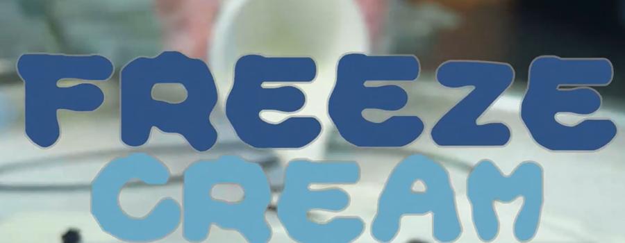 freeze cream
