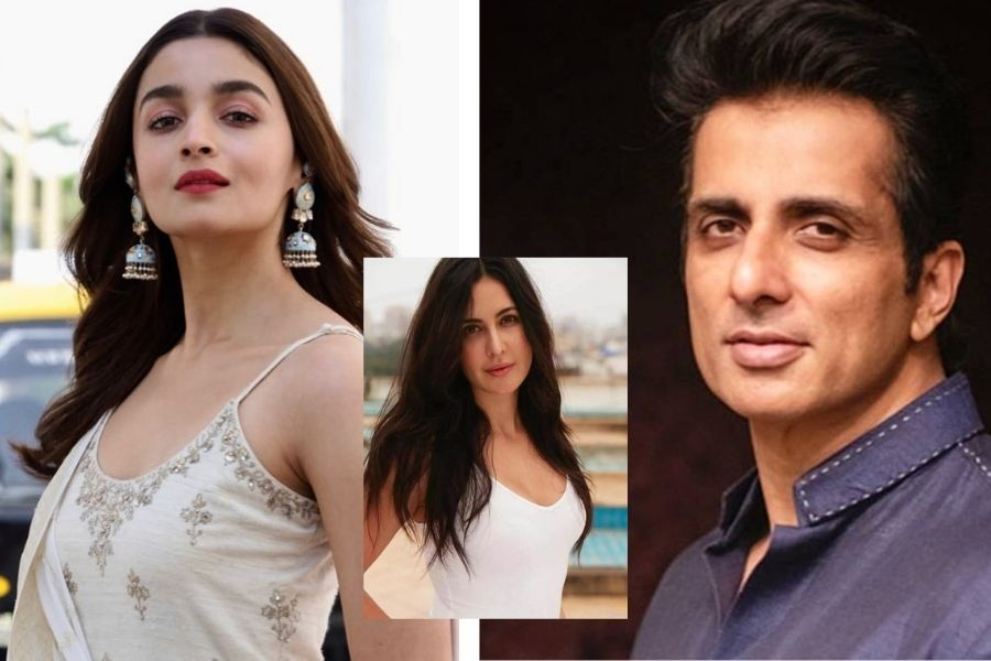The Positives and negatives of Bollywood – Sonu Sood COVID positive Alia and Katrina test negative!