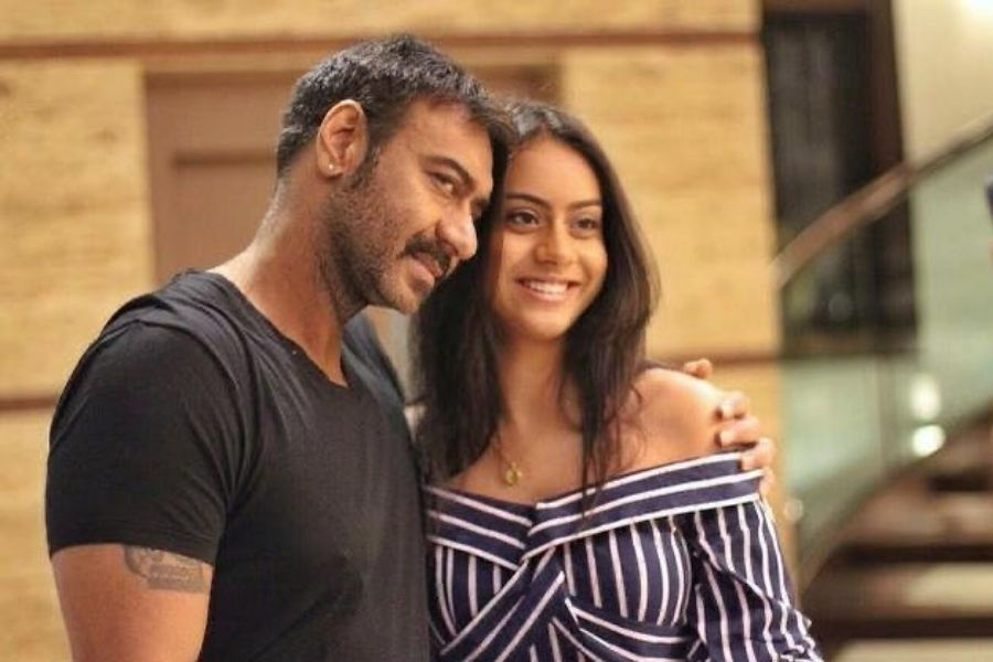 Ajay Devgan shows sensitivity – wishes daughter Nyasa on her birthday and prays for those who need healing
