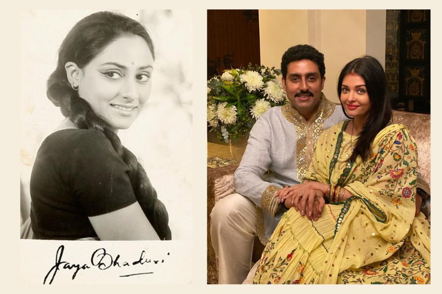 Guddi turns a year older – Abhishek Bachchan wishes his Maa Jaya Bachchan on her birthday today!