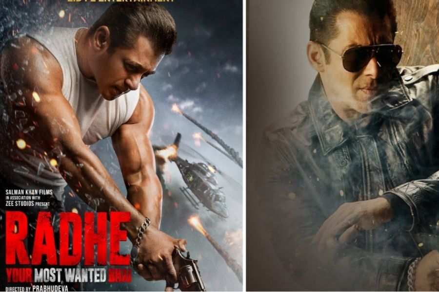 May 13th slated for the worldwide release of Salman Khan's Radhe: Your most wanted Bhai