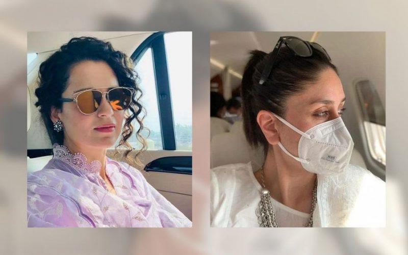 Kareena Kapoor Khan, Kangana Ranaut and other Bollywood stars raise awareness about the COVID Vaccine