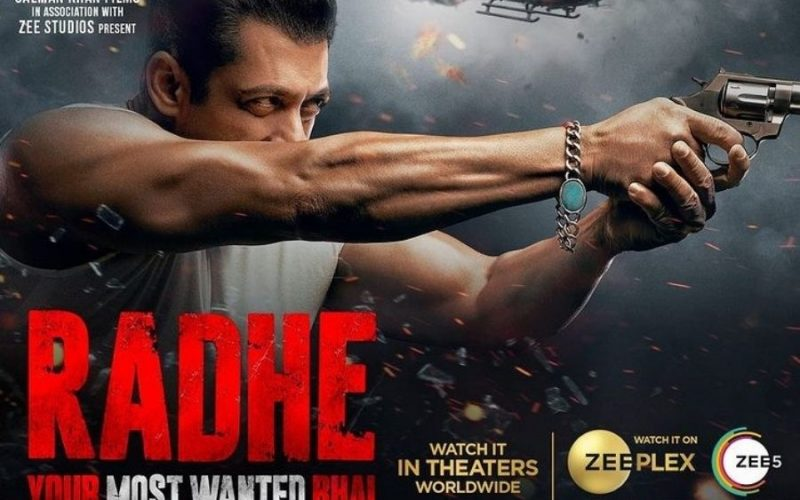 Salman Khan frenzy grips UAE as advance bookings for Radhe – Your Most Wanted Bhai open!