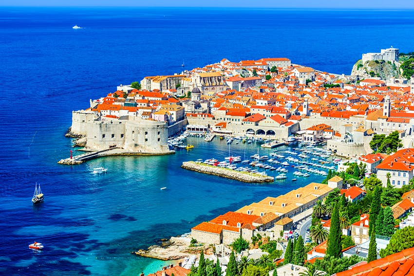 Croatia has opened up for foreign tourists