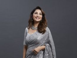 """""""Dhak Dhak"""" queen Madhuri Dixit is grateful for the love and wishes on her birthday!"""