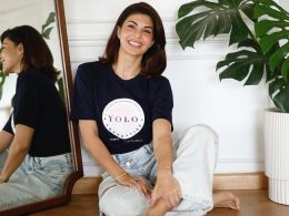 Jacqueline Fernandez launches foundation YOLO to help the COVID affected