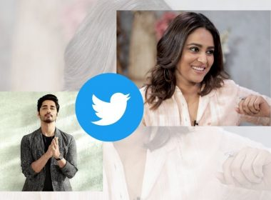 Actor Swara Bhaskar and Siddharth engage in banter on Twitter