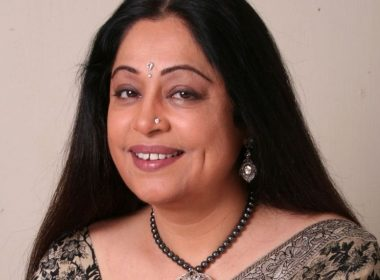 Anupam Kher is by wife Kirron Kher's side as she battles blood cancer