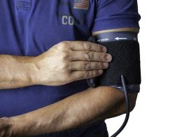How can you manage Hypertension or High BP during a lockdown?