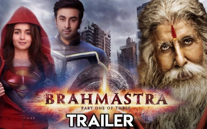 Throwback pic of Brahmastra surfaces on social media – fans of Alia Bhatt and Ranbir Kapoor are thrilled!