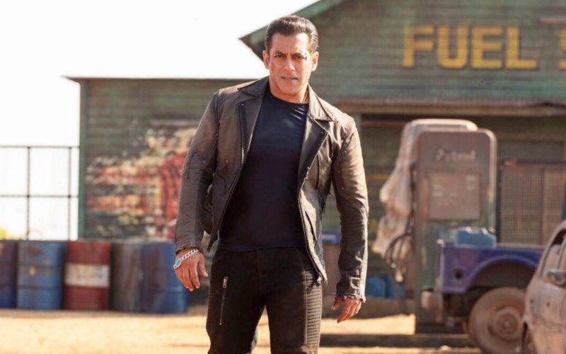 Salman Khan's magic works with Radhe – 4.2 million views recorded across all platforms on day 1.