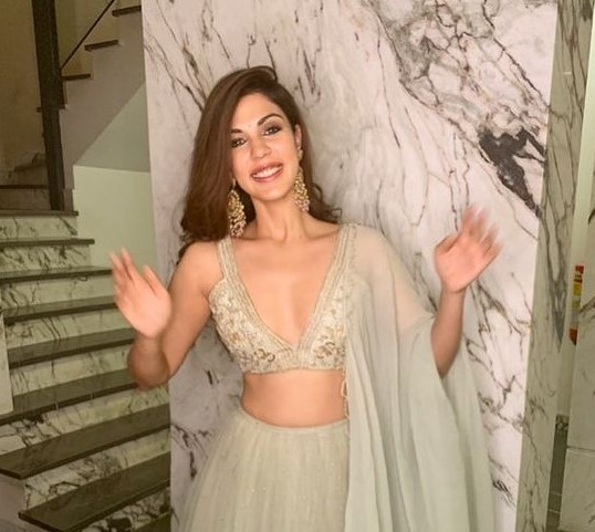 Another participant's name-dropped for Big Boss 15 – Rhea Chakraborty, and the guessing game is on ……