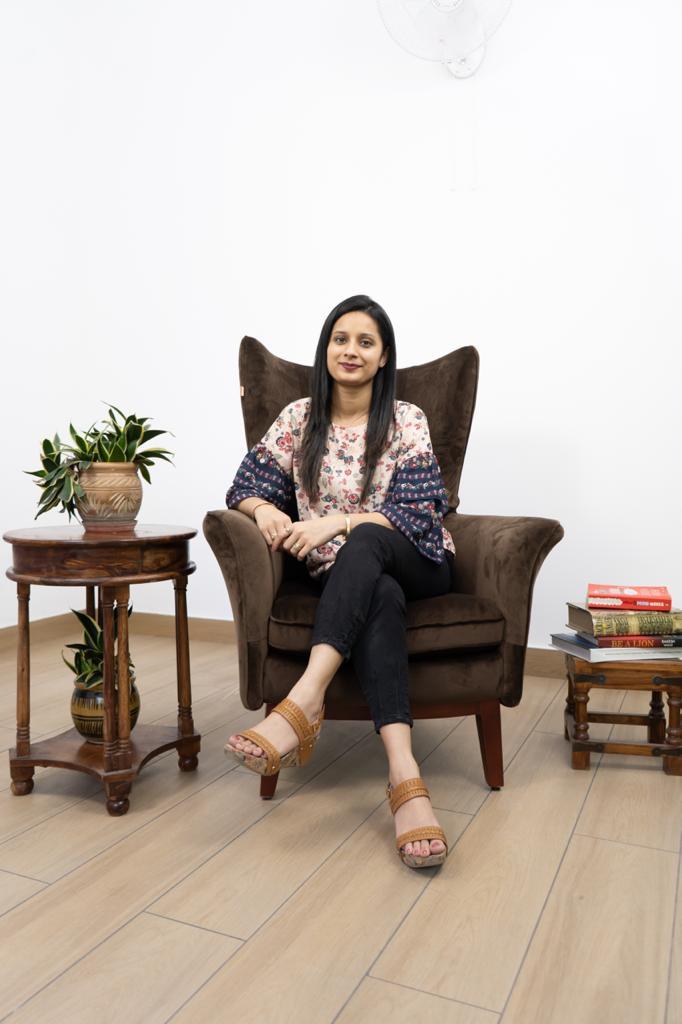 Entrepreneur Harpreet Kaur