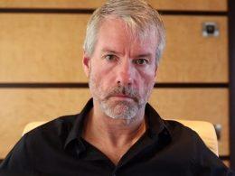 Tech Entrepreneur Michael Saylor