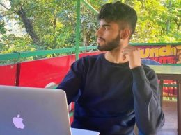 Abhishek Tiwari guides the youth on effective digital marketing strategies for customer sourcing and retention