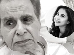 Urmila Matondkar stands up for the departed icon Dilip Kumar