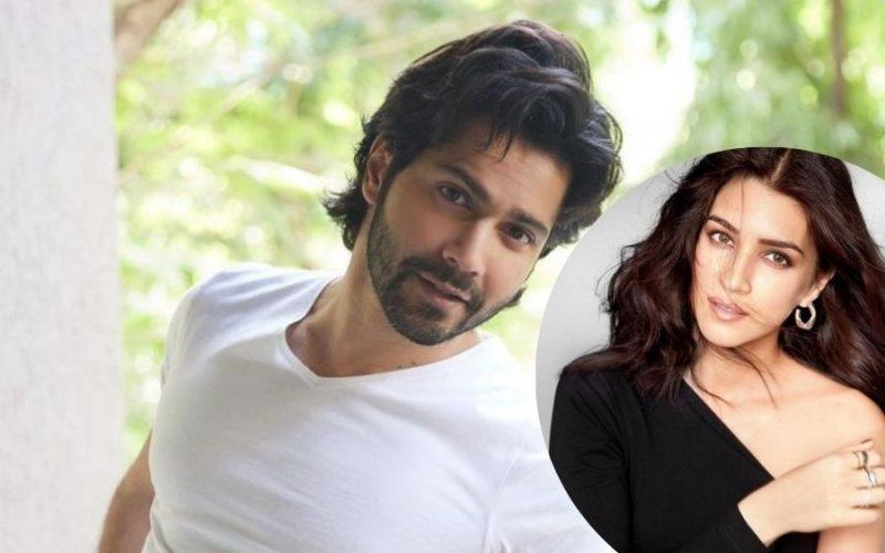 Varun Dhawan and Kriti Sanon conclude the shoot of Bhediya. Will release on 14th April 2022