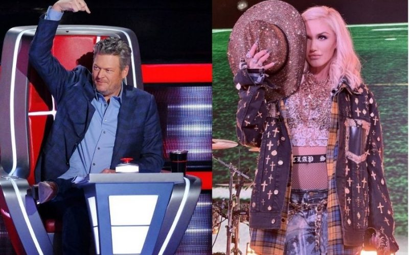 Superstar couple Gwen Stefani and Blake Shelton