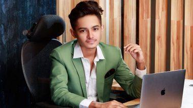 stock market trader Ayush Jain