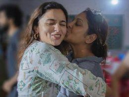Alia Bhatt & Shefali Shah                      Alia Bhatt & Shefali Shah