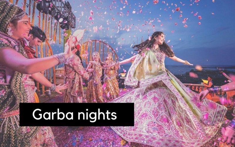 Garba nights