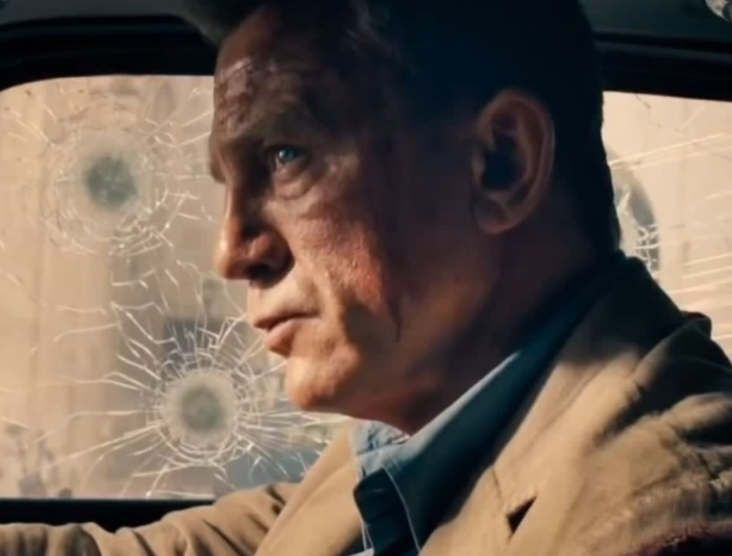 Daniel Craig's No Time to Die